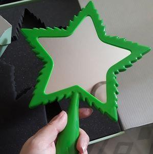 Jeffree Star 420 Edition Leaf Mirror Green